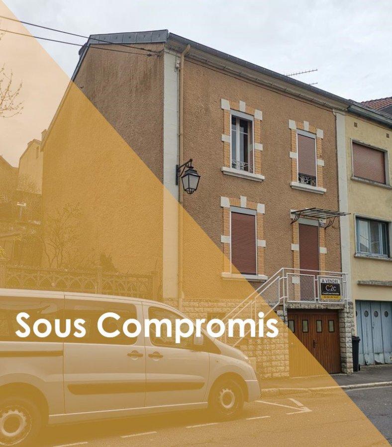 acheter maison 5 pièces 110 m² mont-saint-martin photo 1