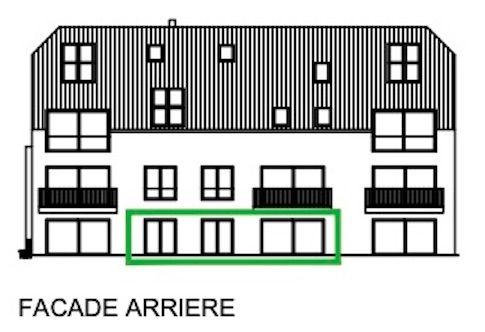 acheter appartement 2 chambres 73 m² sandweiler photo 3