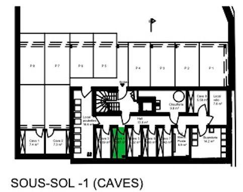 acheter appartement 2 chambres 73 m² sandweiler photo 6
