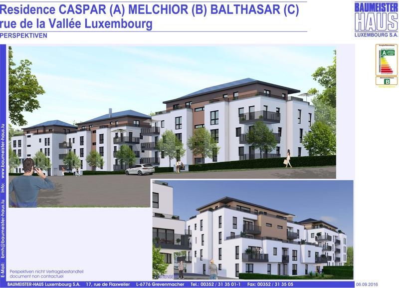 acheter penthouse 1 chambre 95.65 m² luxembourg photo 1
