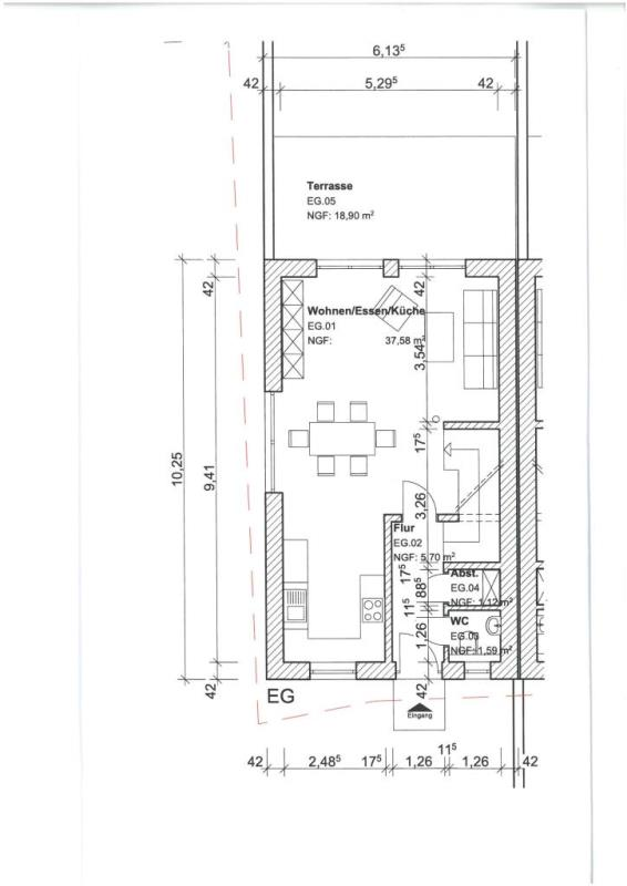 doppelhaushälfte kaufen 5 zimmer 142 m² kirf foto 4