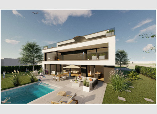 House for sale 5 bedrooms in Strassen (LU) - Ref. 6724291