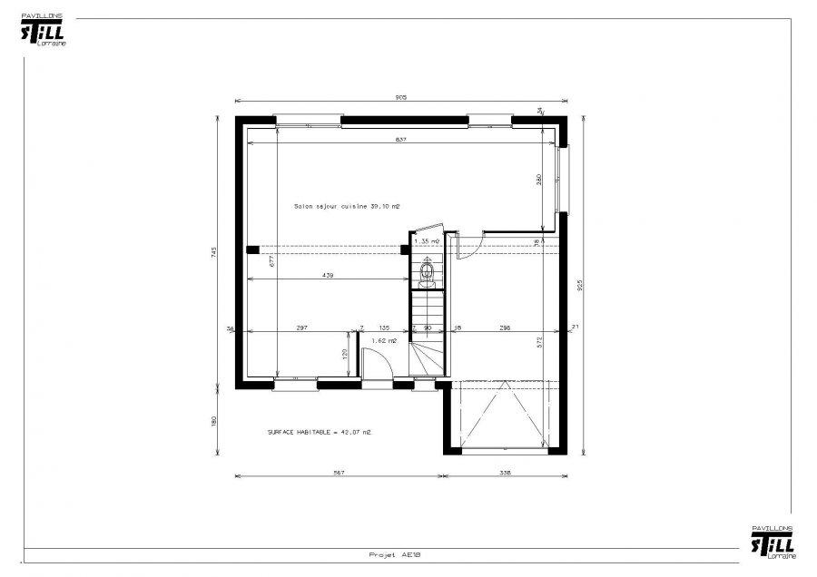 acheter maison 6 pièces 100 m² vigy photo 3