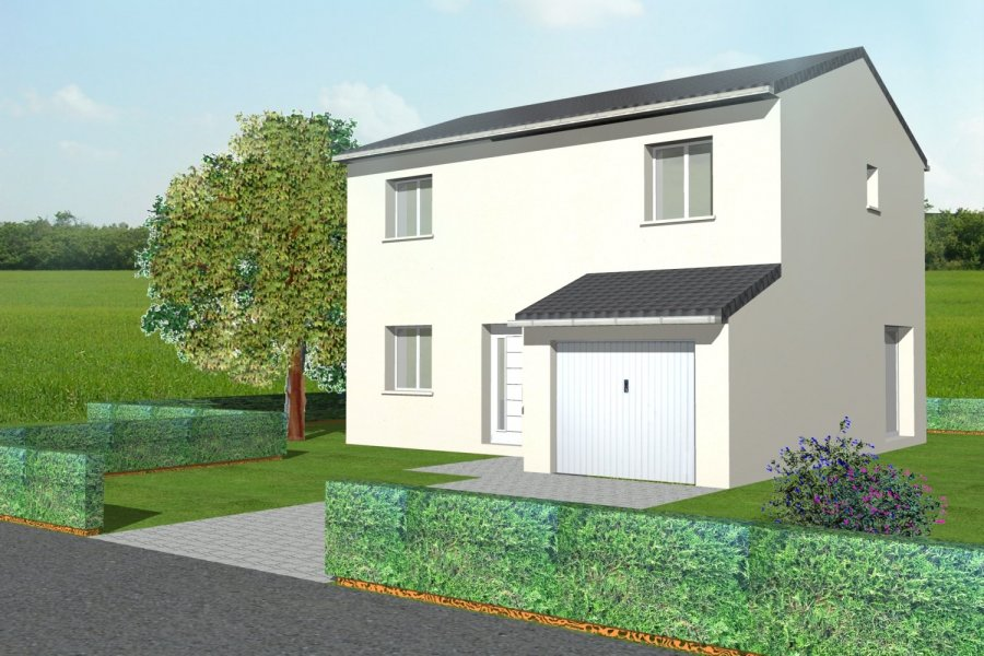 acheter maison 6 pièces 100 m² vigy photo 1
