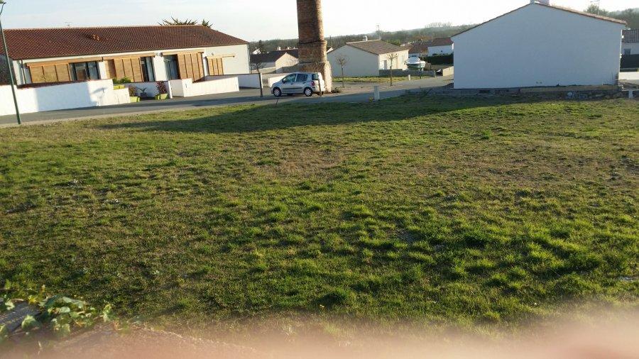 acheter terrain constructible 0 pièce 0 m² longeville-sur-mer photo 1