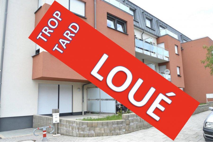 louer appartement 1 chambre 55 m² rodange photo 1