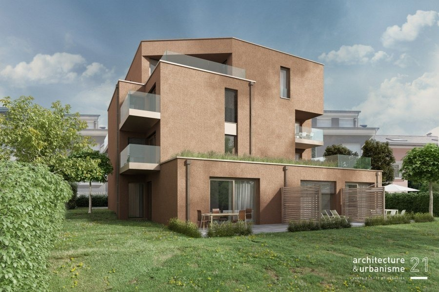 acheter penthouse 3 chambres 108 m² luxembourg photo 1