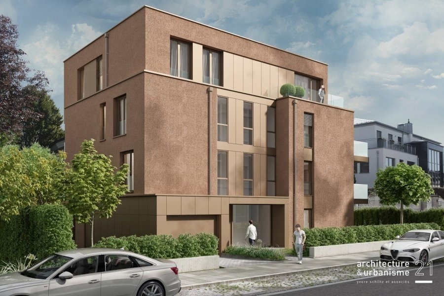 acheter penthouse 3 chambres 108 m² luxembourg photo 6