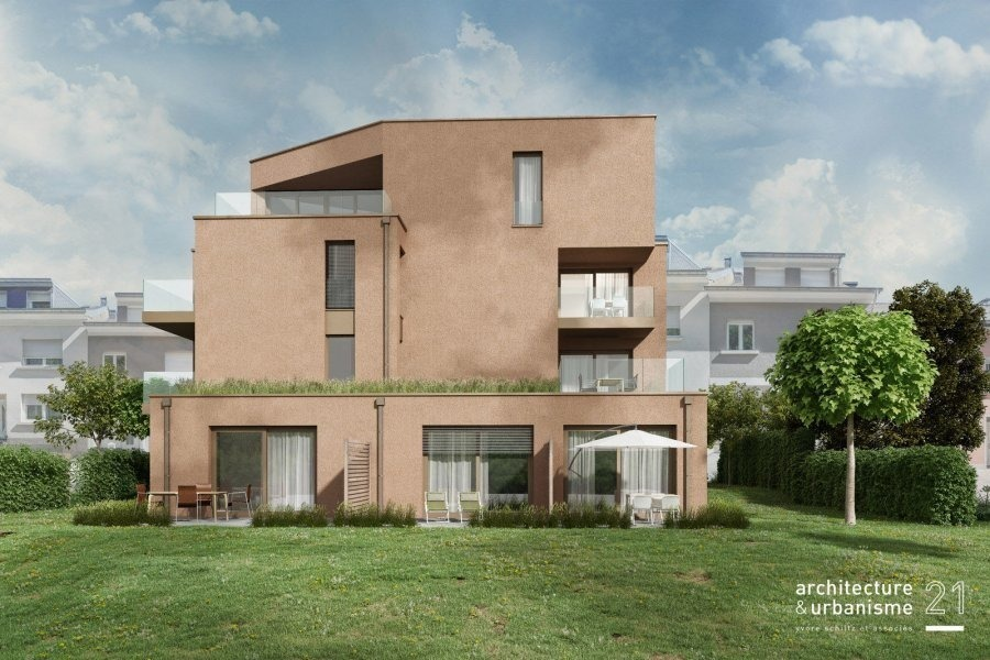 acheter penthouse 3 chambres 108 m² luxembourg photo 7