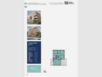 Wohnung zum Kauf 3 Zimmer in Luxembourg-Kirchberg - Ref. 6893507