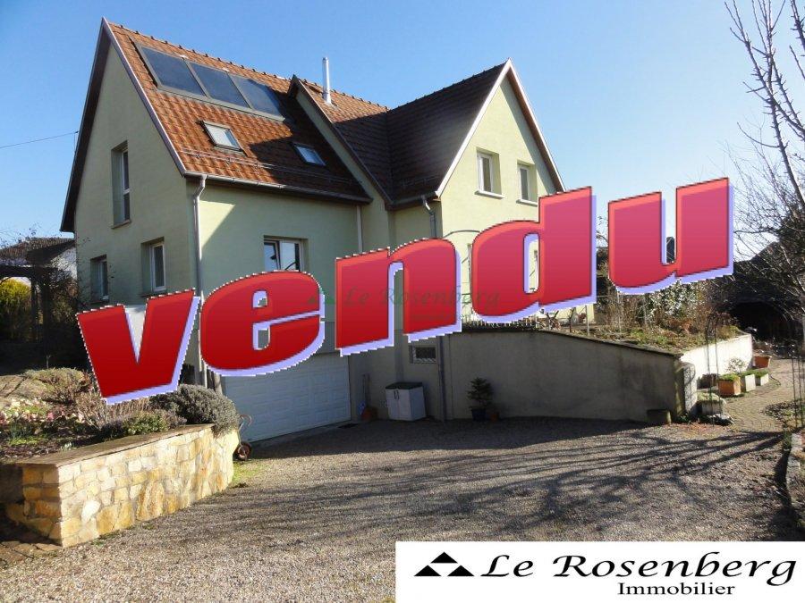 Maison à vendre F8 à Hagenthal le bas