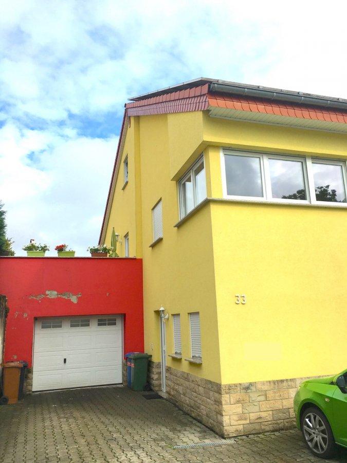Duplex à louer 3 chambres à Flaxweiler
