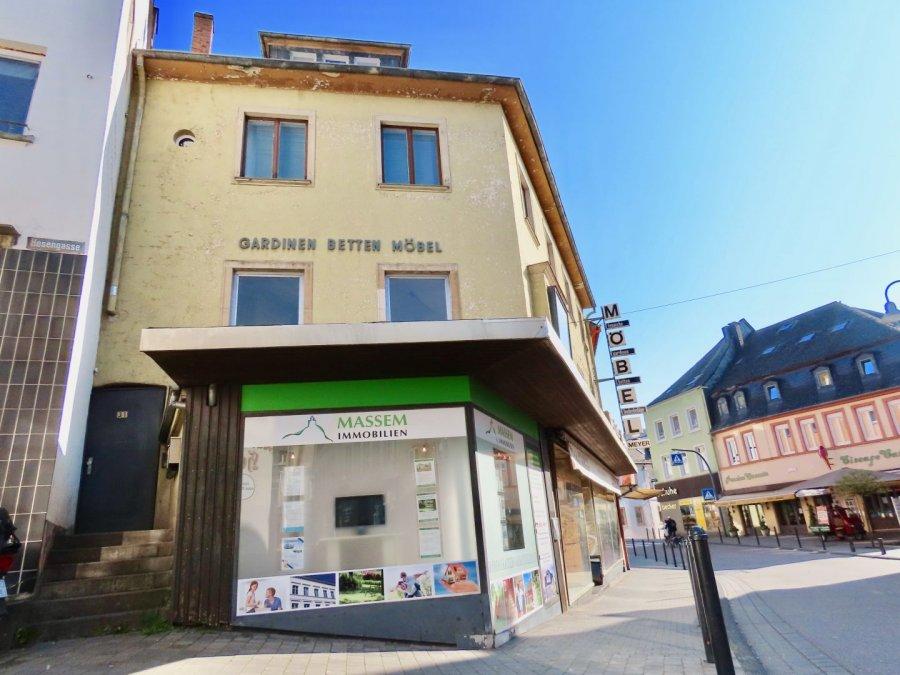 Immeuble de rapport à Saarburg