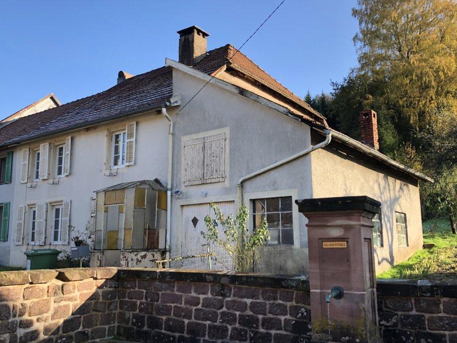 acheter maison 7 pièces 90 m² saint-quirin photo 1