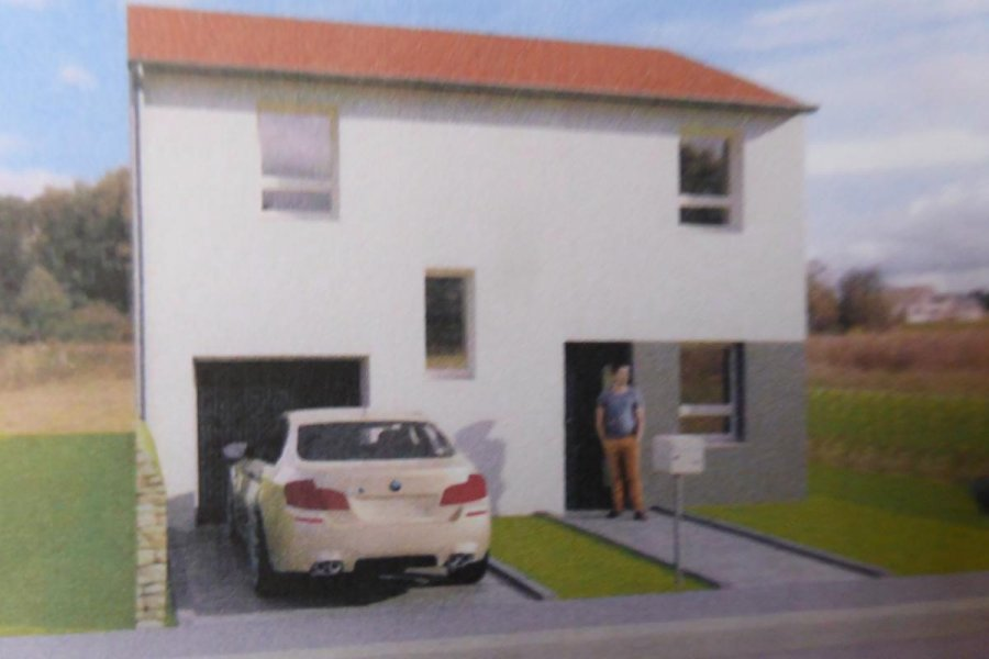 Maison mitoyenne à vendre F5 à Metz
