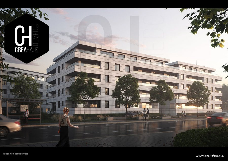 acheter appartement 1 chambre 54.28 m² luxembourg photo 6