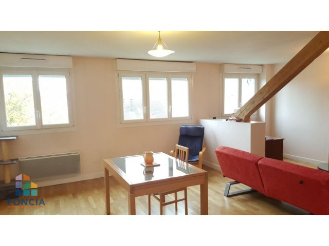 acheter appartement 4 pièces 89 m² saint-dié-des-vosges photo 2