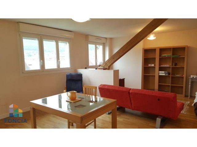 acheter appartement 4 pièces 89 m² saint-dié-des-vosges photo 1