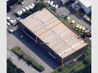 Entrepôt à louer à Luxembourg-Gasperich - Réf. 7189715