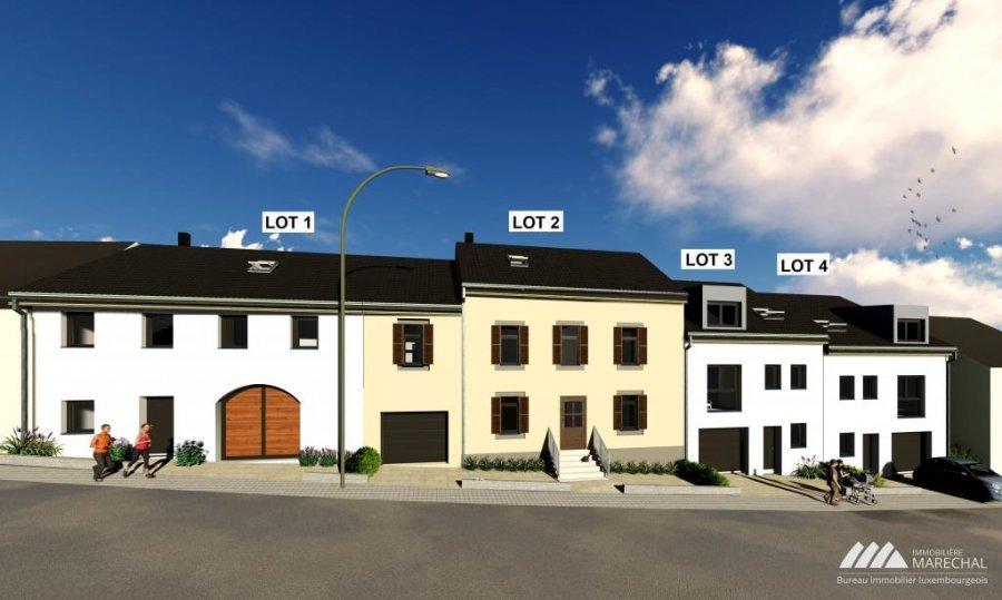 acheter lotissement 0 chambre 132 à 137 m² niederanven photo 1