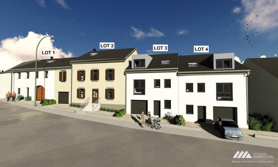 acheter lotissement 0 chambre 132 à 137 m² niederanven photo 3