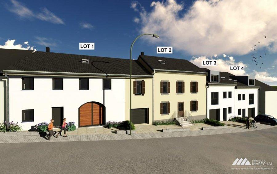 acheter lotissement 0 chambre 132 à 137 m² niederanven photo 4