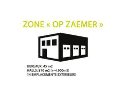 Entrepôt à vendre à Bascharage (Zaemer,-op) - Réf. 7312851