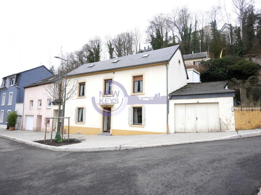 Maison à vendre 2 chambres à Luxembourg-Rollingergrund