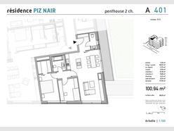 Penthouse à vendre 2 Chambres à Luxembourg-Gasperich - Réf. 5158611