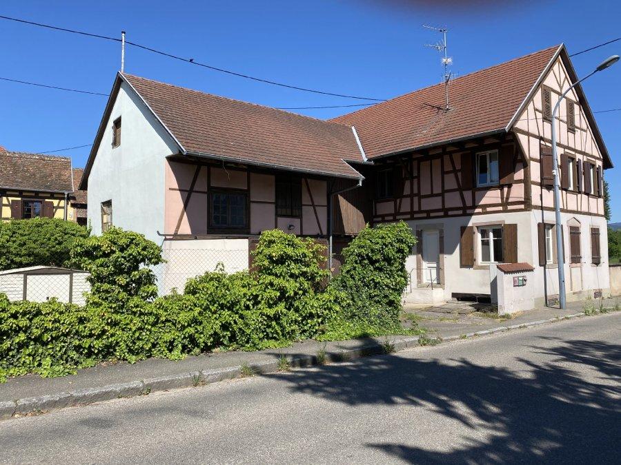 Maison à vendre F5 à Dambach la ville