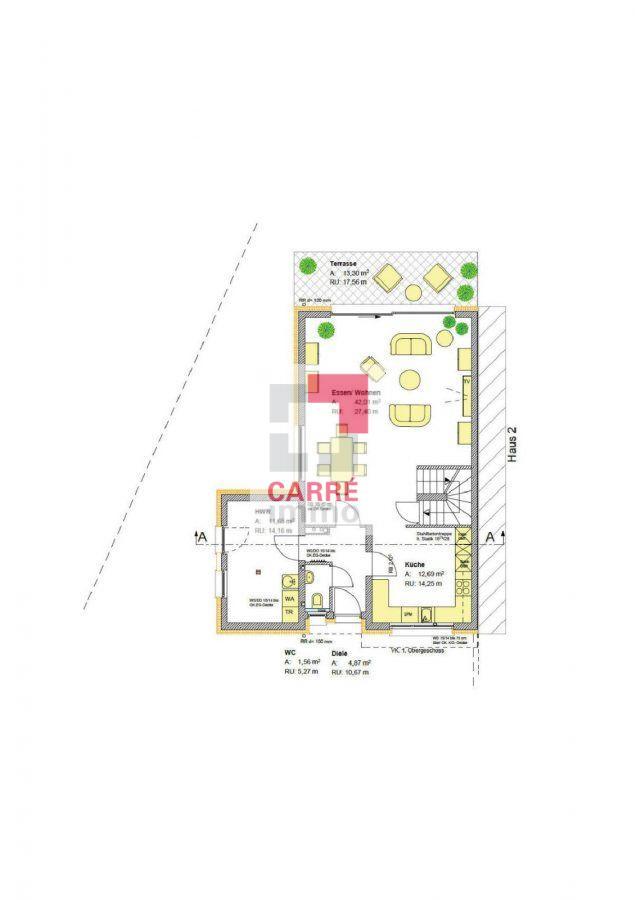 acheter maison mitoyenne 4 chambres 187.44 m² dudelange photo 2