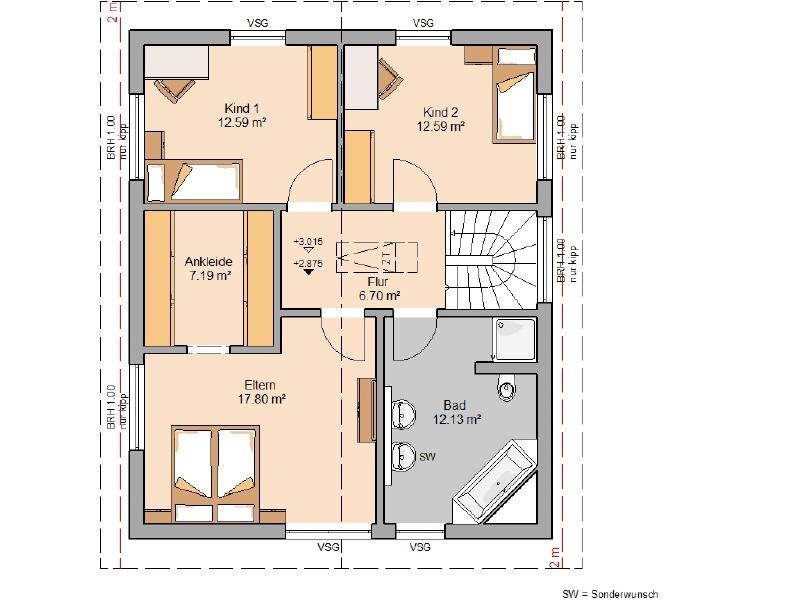 haus kaufen 5 zimmer 140 m² bleialf foto 4