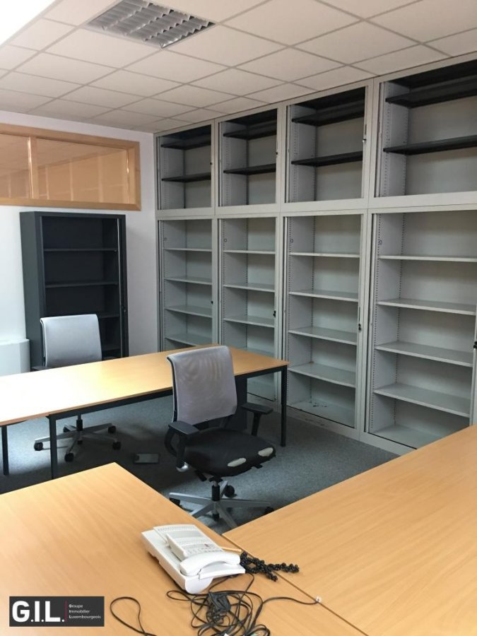 louer bureau 0 chambre 350 m² luxembourg photo 2