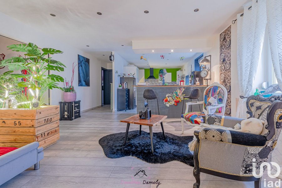 acheter appartement 4 pièces 120 m² metz photo 2