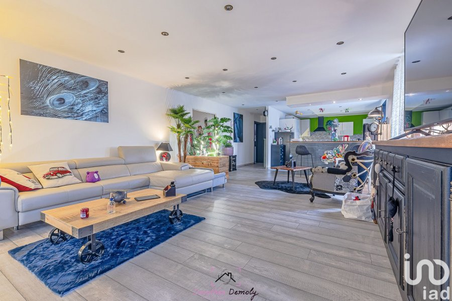 acheter appartement 4 pièces 120 m² metz photo 1