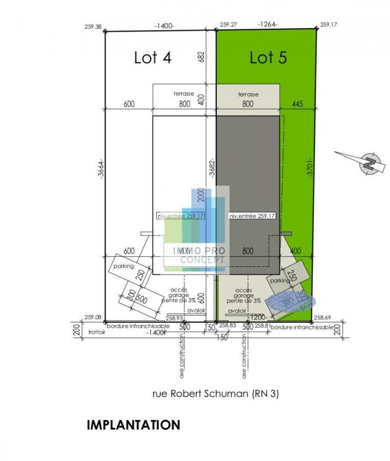 acheter duplex 3 chambres 155.21 m² frisange photo 7