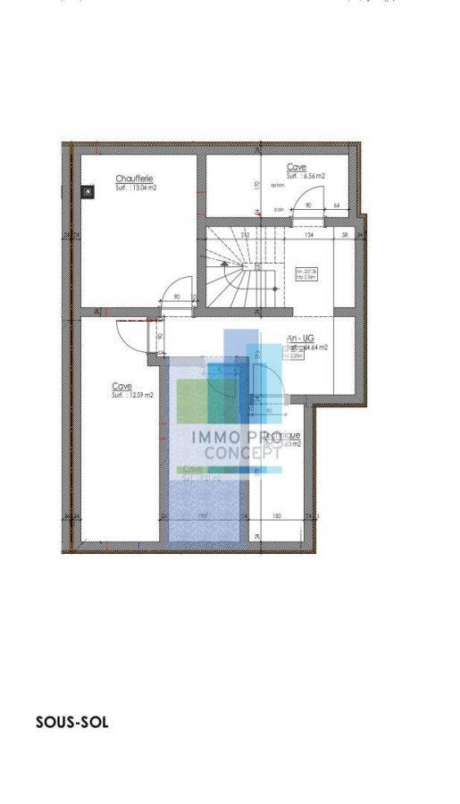 acheter duplex 3 chambres 155.21 m² frisange photo 6