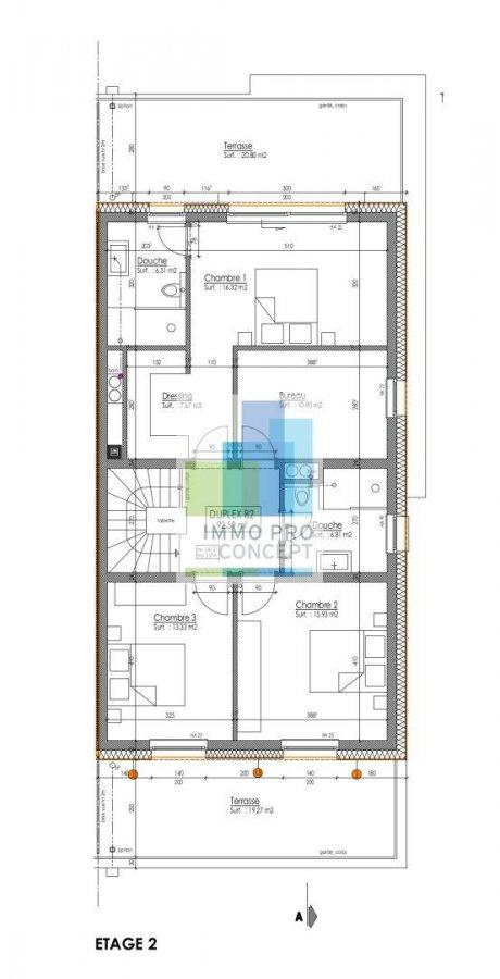acheter duplex 3 chambres 155.21 m² frisange photo 4