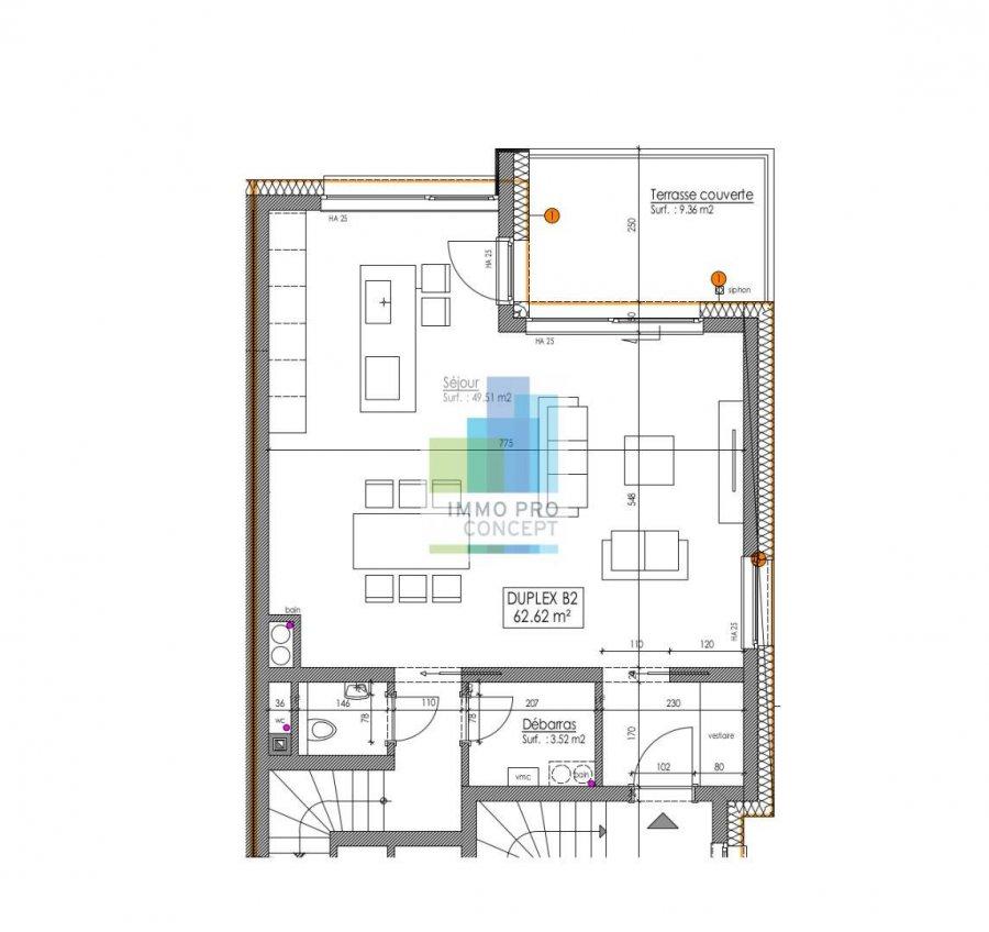 acheter duplex 3 chambres 155.21 m² frisange photo 2