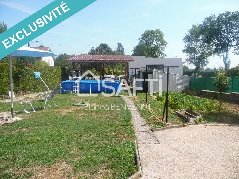 acheter maison 7 pièces 136 m² apremont-la-forêt photo 5
