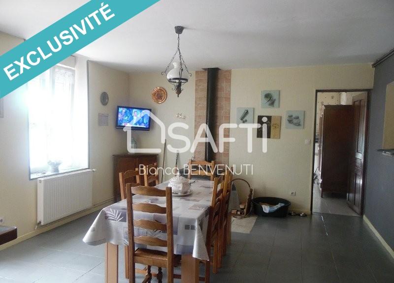 acheter maison 7 pièces 136 m² apremont-la-forêt photo 4