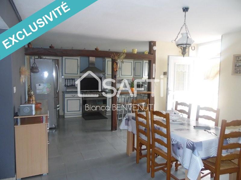 acheter maison 7 pièces 136 m² apremont-la-forêt photo 2