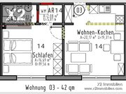 Apartment for rent 2 rooms in Klüsserath - Ref. 7081171