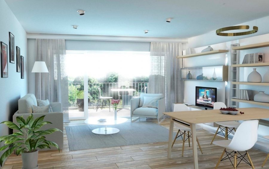 acheter appartement 1 chambre 57.26 m² luxembourg photo 3