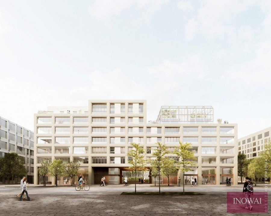 acheter appartement 2 chambres 83.55 m² belval photo 2