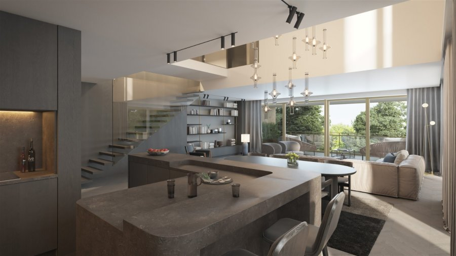 duplex for buy 2 bedrooms 91.2 m² luxembourg photo 3
