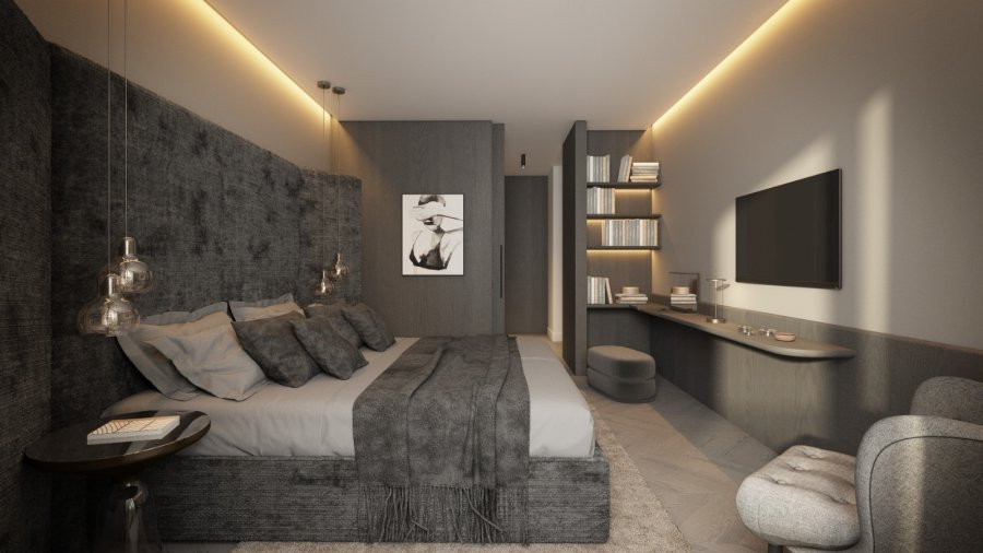 duplex for buy 2 bedrooms 91.2 m² luxembourg photo 5