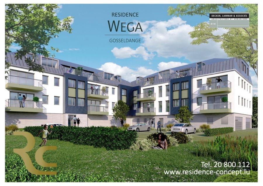 acheter résidence 0 chambre 92.7 à 131.7 m² gosseldange photo 1