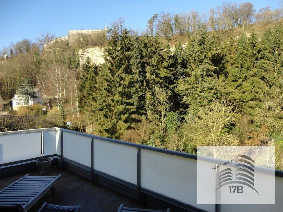 Penthouse à vendre 3 chambres à Luxembourg-Clausen