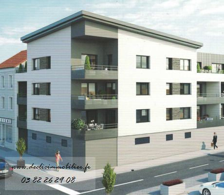 acheter appartement 3 pièces 66 m² longlaville photo 3